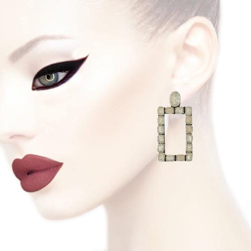 Frame Earrings