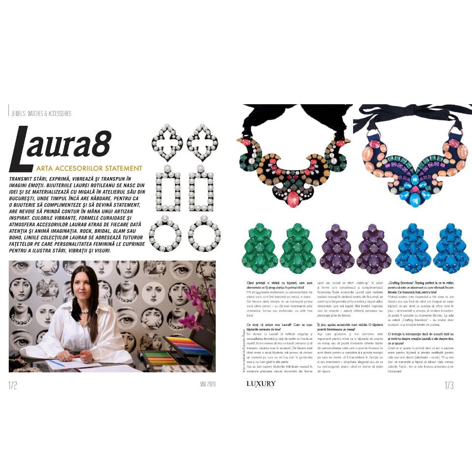 Luxury Magazine - May 2019