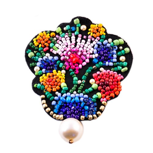 Etno brooch/pendant