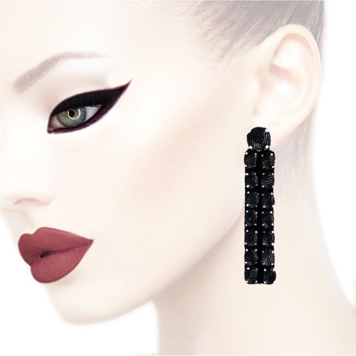 Mosaic Touch earrings