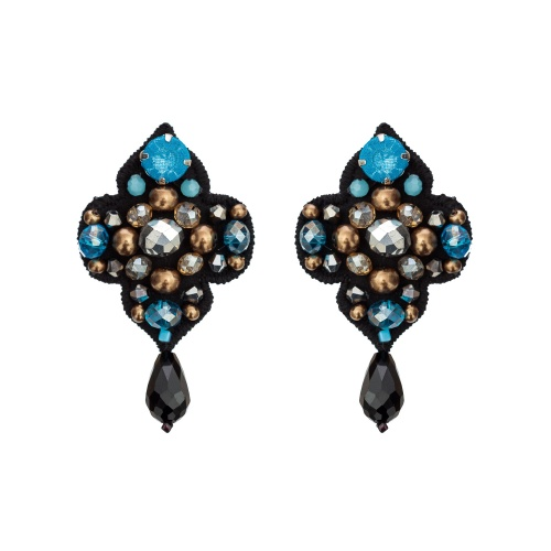 Crystal5 earrings