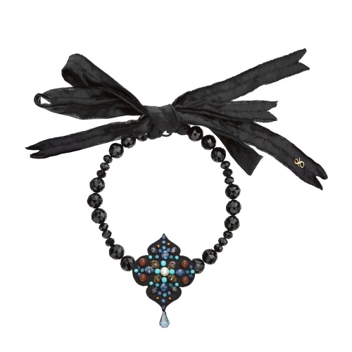 Crystal5 necklace