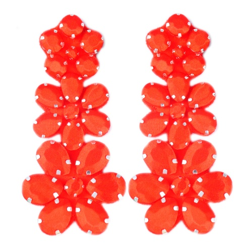Flowers earrings