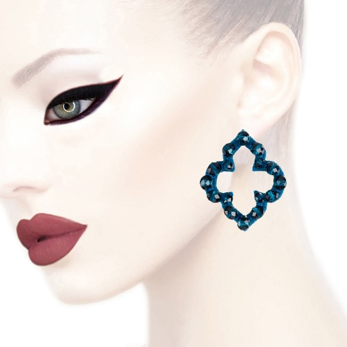 Azulejo earrings